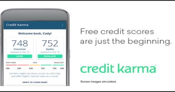 Credit Karma Score