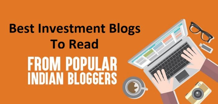 Best Investment Blogs in India