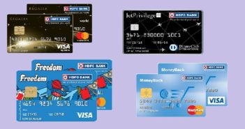 best hdfc credit card