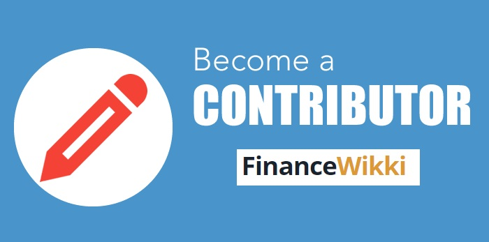 Finance Blog Contributor Account