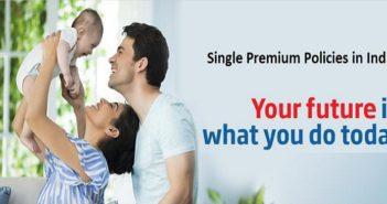 Best Single Premium Policies in India