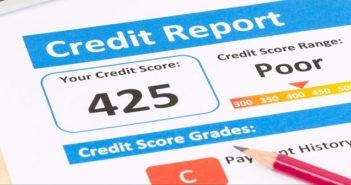 Bad Credit Score
