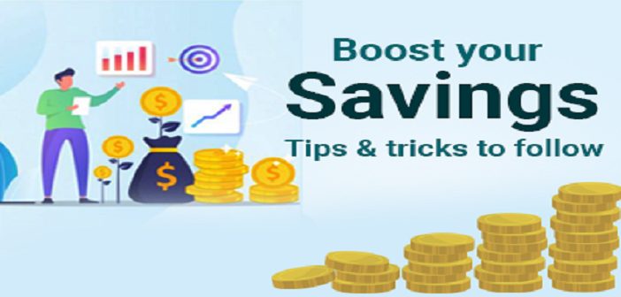 Boost your savings