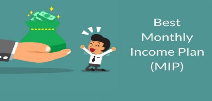 mutual funds monthly income plans