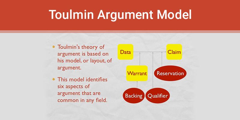 toulmin argument model